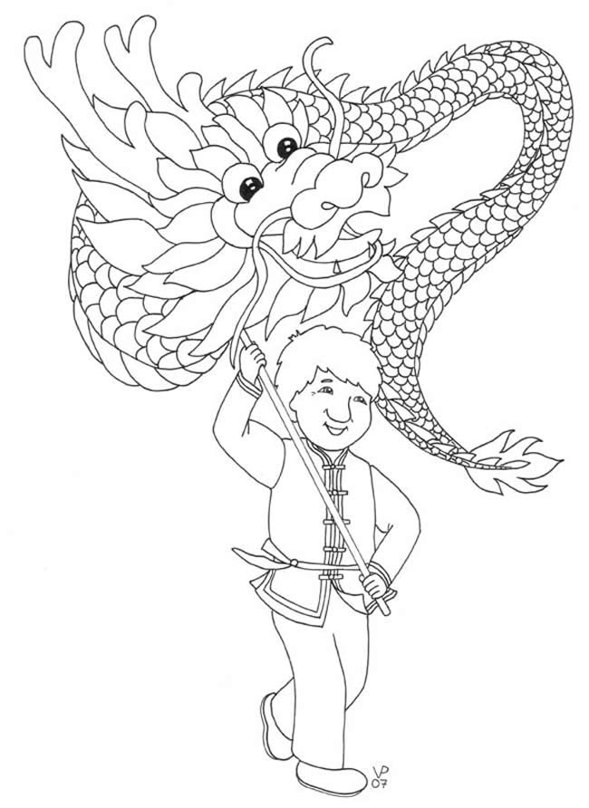 Spring Coloring Book Pages