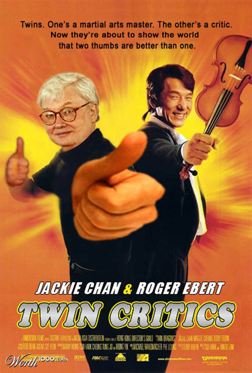 Jackie Chan Movies That Weren't